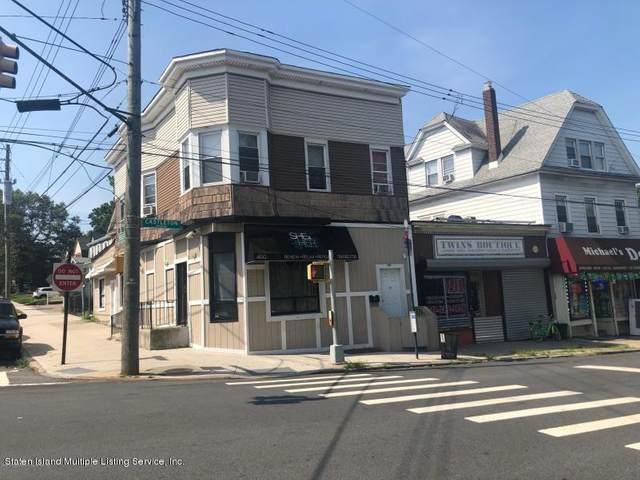 450-452 Castleton Avenue, Staten Island, NY 10301 (MLS #1135656) :: RE/MAX Edge