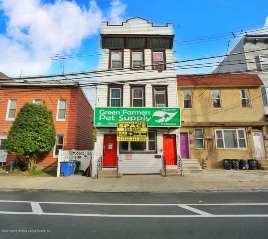 937 Van Duzer Street, Staten Island, NY 10304 (MLS #1136779) :: RE/MAX Edge