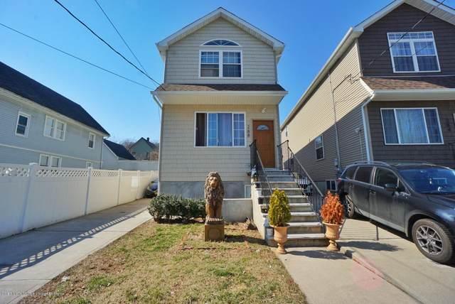 288 Gordon Street, Staten Island, NY 10304 (MLS #1137132) :: RE/MAX Edge