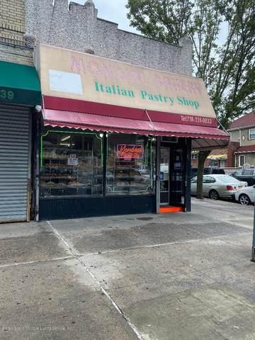7802 20th Avenue, Brooklyn, NY 11204 (MLS #1139396) :: Team Gio | RE/MAX