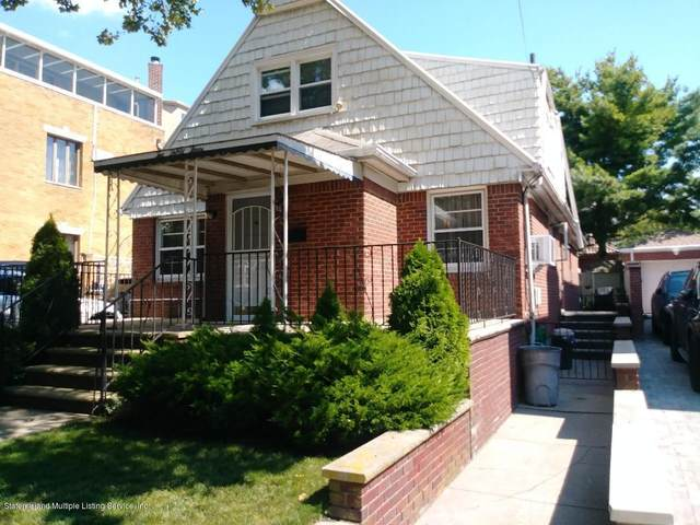 233 Bay 8 Street, Brooklyn, NY 11228 (MLS #1140867) :: RE/MAX Edge