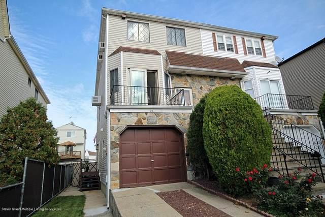 151 Braisted Avenue, Staten Island, NY 10314 (MLS #1141569) :: Team Gio | RE/MAX