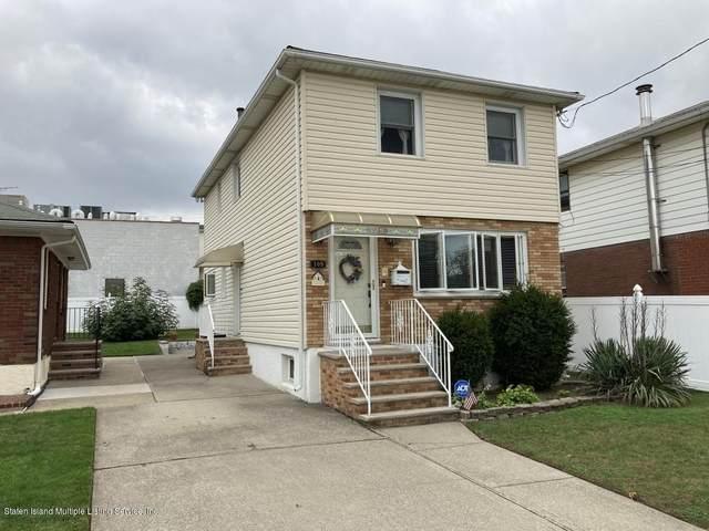 109 Jerome Road, Staten Island, NY 10305 (MLS #1141770) :: Team Gio | RE/MAX