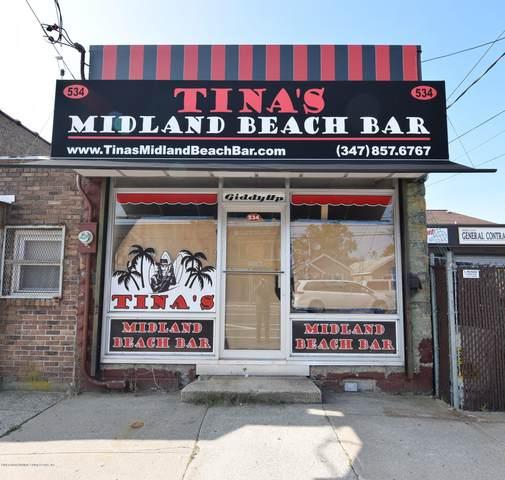 534 Midland Avenue, Staten Island, NY 10306 (MLS #1142150) :: Team Gio   RE/MAX