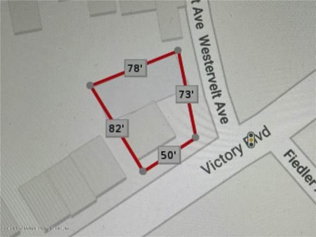 183 Victory Boulevard, Staten Island, NY 10301 (MLS #1142262) :: Team Gio   RE/MAX