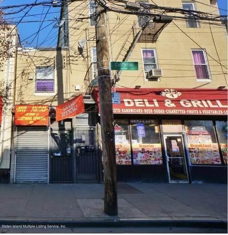 1147 Castleton Avenue, Staten Island, NY 10310 (MLS #1142272) :: Team Pagano