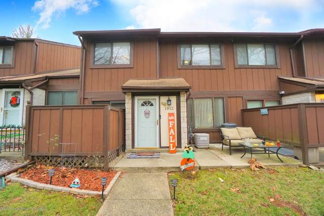 1812 Forest Hill Road Unit 88F, Staten Island, NY 10314 (MLS #1142504) :: Team Pagano