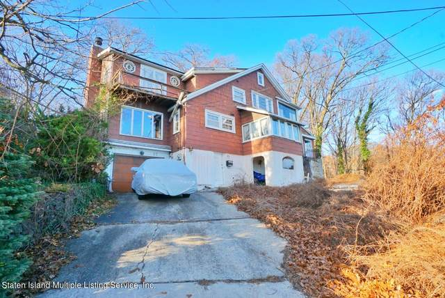 27 Wetmore Road, Staten Island, NY 10301 (MLS #1142644) :: Team Pagano