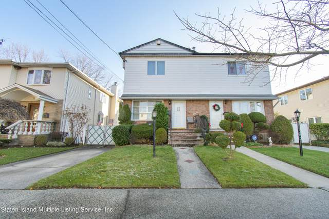 127 Fields Avenue, Staten Island, NY 10314 (MLS #1142759) :: Team Pagano