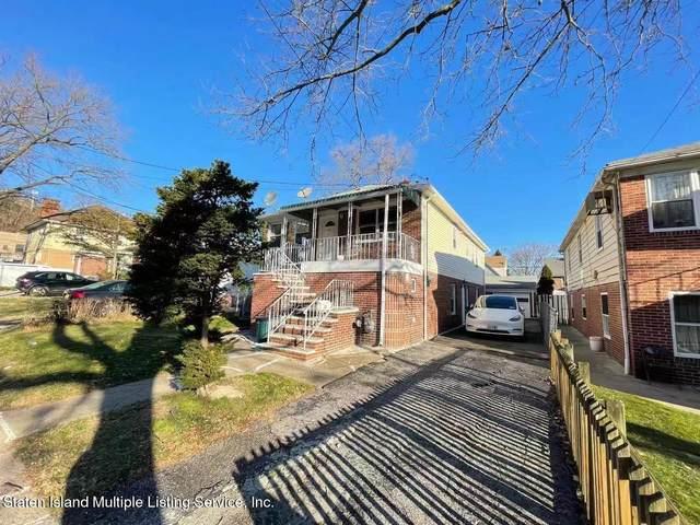 31 Dongan Hills Avenue, Staten Island, NY 10306 (MLS #1142830) :: Team Pagano