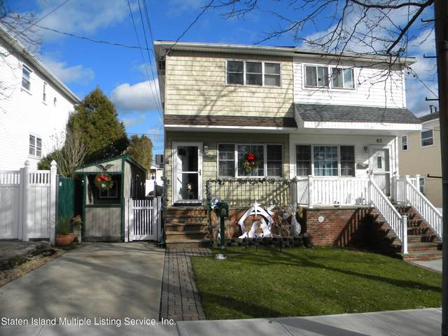 61 Cranford Street, Staten Island, NY 10308 (MLS #1142941) :: Team Pagano