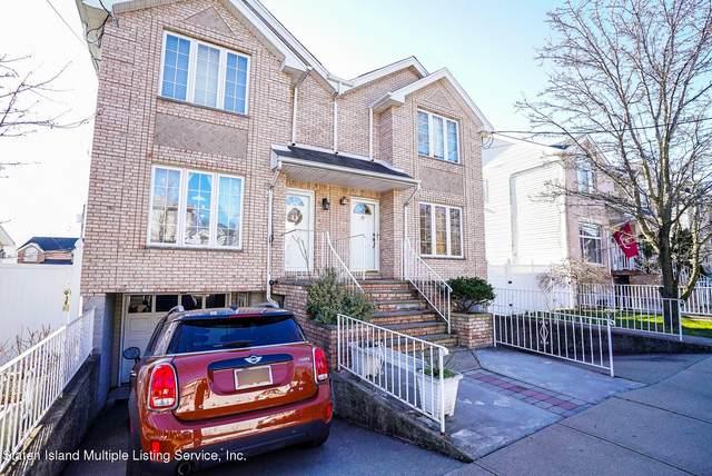 26 Sharrotts Road, Staten Island, NY 10309 (MLS #1143001) :: Team Pagano