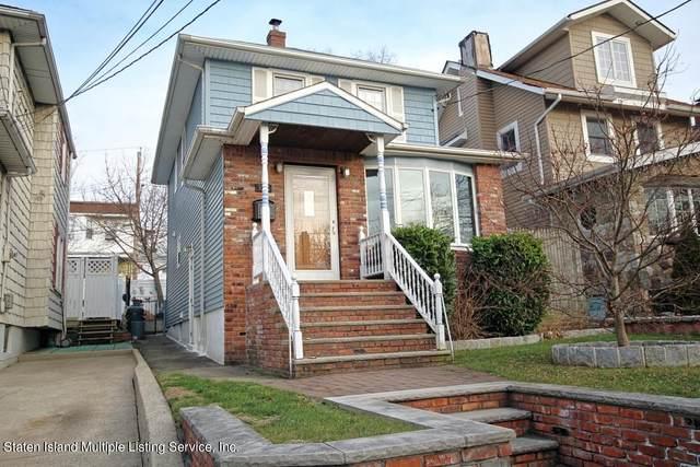 393 Pelton Avenue, Staten Island, NY 10310 (MLS #1143073) :: Team Pagano