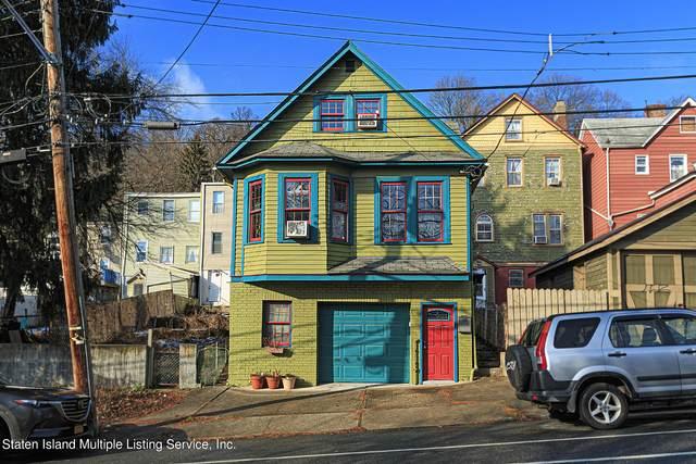 26 Targee Street, Staten Island, NY 10304 (MLS #1143332) :: Team Pagano