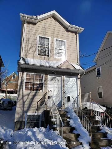 155 Beechwood Avenue #2, Staten Island, NY 10301 (MLS #1143608) :: Team Pagano