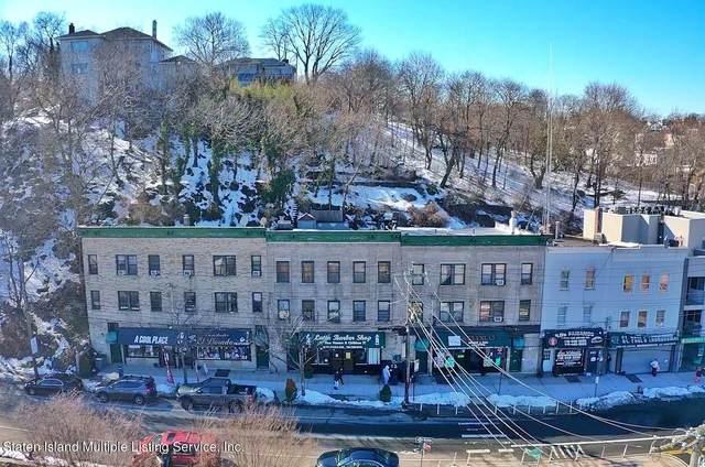 12-16 St Pauls Avenue, Staten Island, NY 10301 (MLS #1144043) :: Laurie Savino Realtor