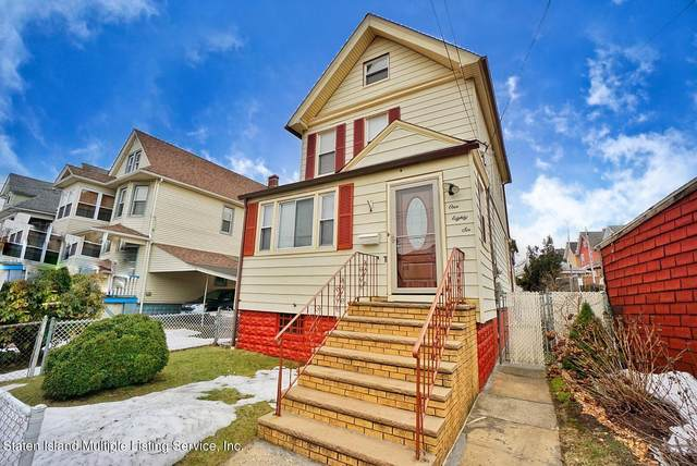 186 Hatfield Place, Staten Island, NY 10302 (MLS #1144096) :: Team Gio | RE/MAX
