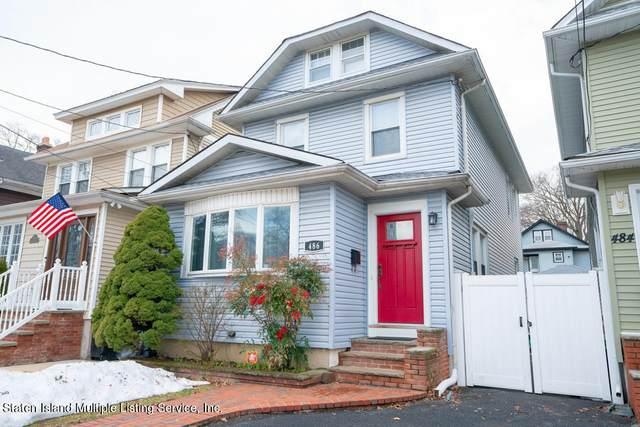 486 Kissel Avenue, Staten Island, NY 10301 (MLS #1144191) :: Team Pagano