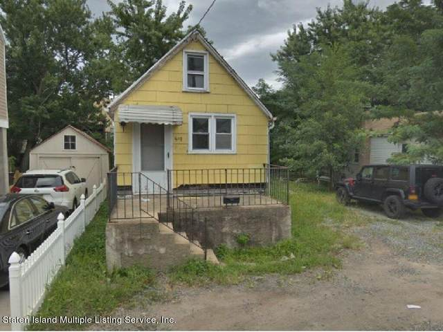 409 Hunter Avenue, Staten Island, NY 10306 (MLS #1144250) :: Team Pagano