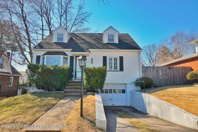 26 Hunton Street, Staten Island, NY 10304 (MLS #1144470) :: Team Gio | RE/MAX