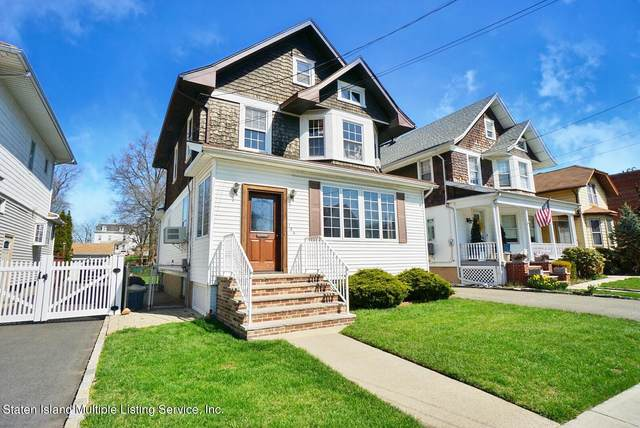 149 Windsor Road, Staten Island, NY 10314 (MLS #1145160) :: Team Pagano