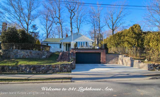 341 Lighthouse Avenue, Staten Island, NY 10306 (MLS #1145163) :: Team Pagano