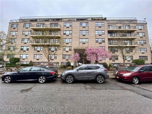 175 Zoe Street 5P, Staten Island, NY 10305 (MLS #1145222) :: Team Gio | RE/MAX
