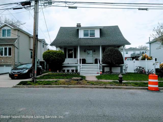 281 Greencroft Avenue, Staten Island, NY 10308 (MLS #1145445) :: Team Pagano