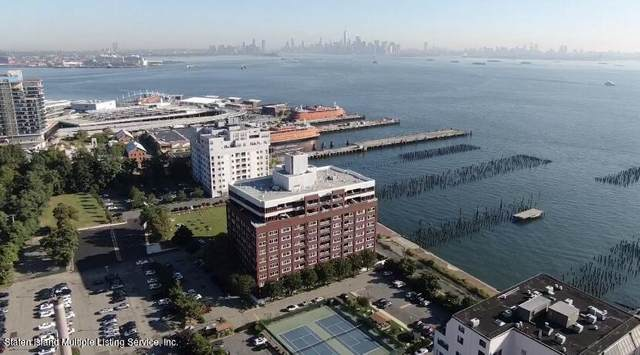 80 Bay St Landing 4A, Staten Island, NY 10301 (MLS #1145645) :: Team Pagano