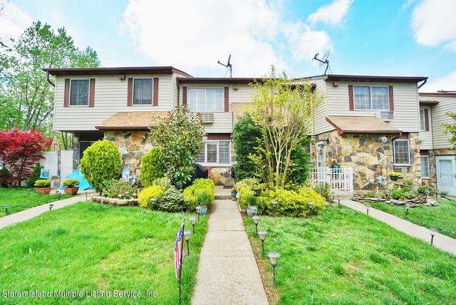 23 Fuller Court A, Staten Island, NY 10306 (MLS #1145731) :: Team Pagano