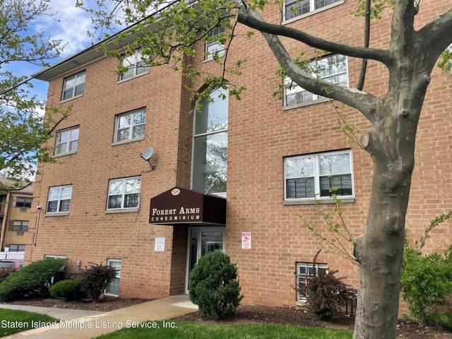 525 Clove Road 3E, Staten Island, NY 10310 (MLS #1145853) :: Team Pagano