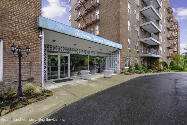 55 Austin Place 3S, Staten Island, NY 10304 (MLS #1145896) :: Team Pagano