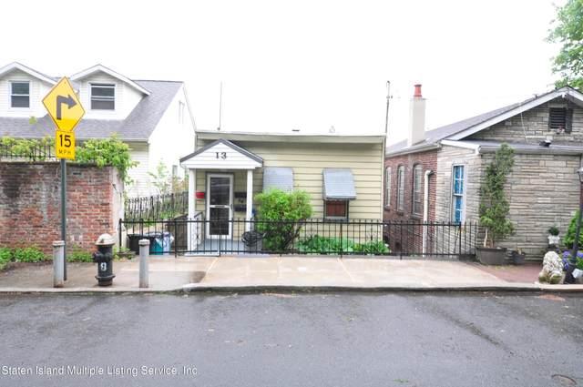 13 Homer Street, Staten Island, NY 10301 (MLS #1145928) :: Team Pagano