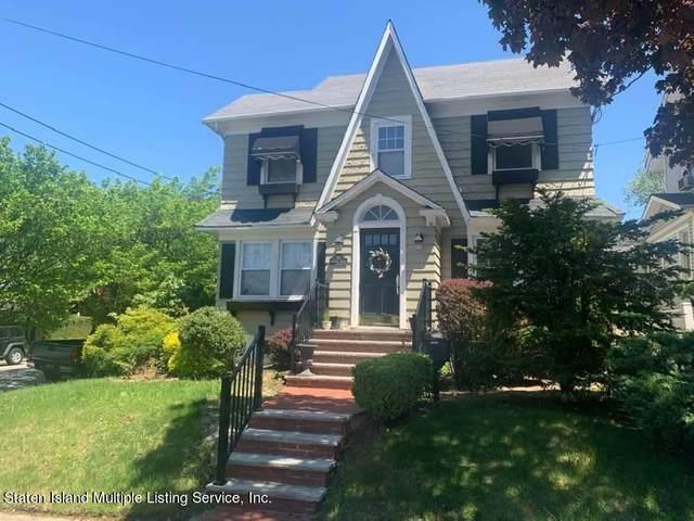 65 Hartford Avenue, Staten Island, NY 10310 (MLS #1145980) :: Team Gio   RE/MAX