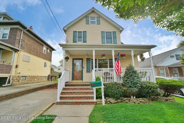 164 Barnard Avenue, Staten Island, NY 10307 (MLS #1146008) :: Team Pagano
