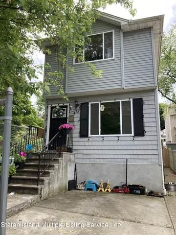 78 Taft Avenue, Staten Island, NY 10301 (MLS #1146425) :: Team Pagano