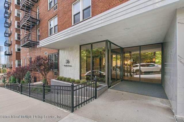 36 Hamilton Avenue 5J, Staten Island, NY 10301 (MLS #1146553) :: Team Pagano