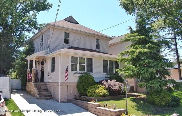 48 Almond Street, Staten Island, NY 10312 (MLS #1146765) :: Team Gio | RE/MAX