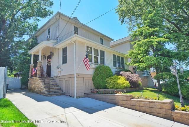48 Almond Street, Staten Island, NY 10312 (MLS #1146766) :: Team Gio | RE/MAX