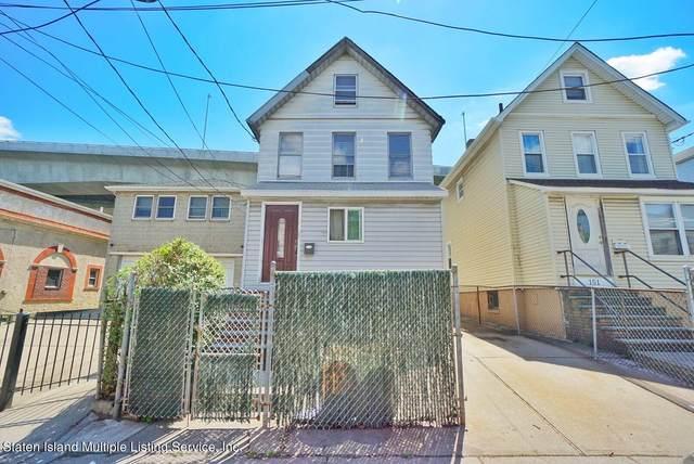 149 Morningstar Road, Staten Island, NY 10303 (MLS #1146776) :: Team Pagano