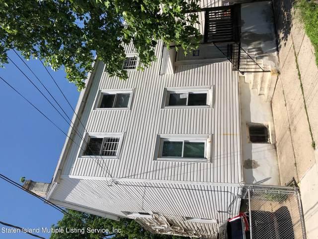 240-244 Gordon Street, Staten Island, NY 10304 (MLS #1146799) :: Team Gio | RE/MAX
