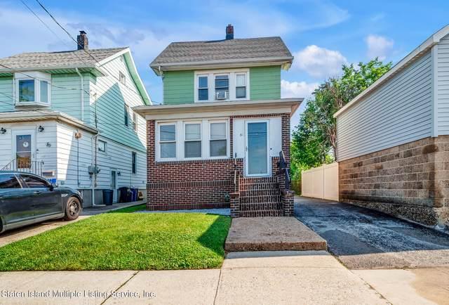 81 Murdock Place, Staten Island, NY 10303 (MLS #1146822) :: Team Pagano