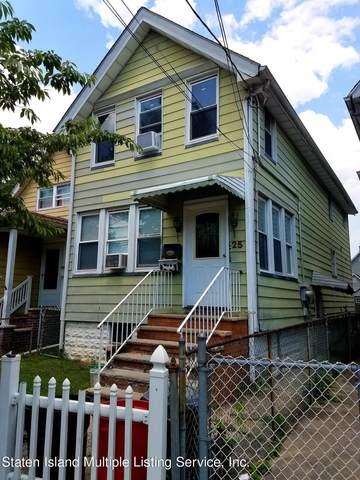 25 Walker Street, Staten Island, NY 10302 (MLS #1146881) :: Team Gio | RE/MAX