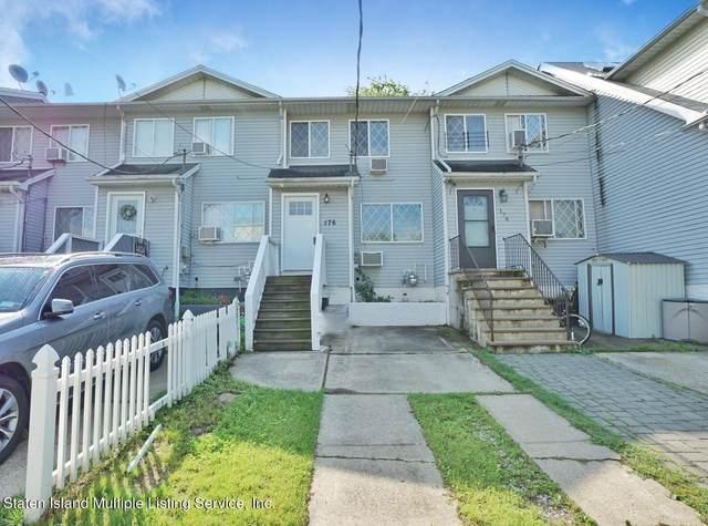 176 Freeborn Street, Staten Island, NY 10306 (MLS #1147009) :: Team Gio | RE/MAX