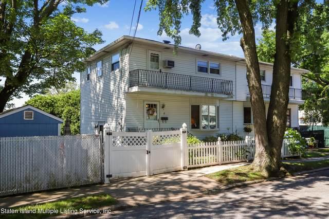 8 Cooper Avenue, Staten Island, NY 10305 (MLS #1147103) :: Team Gio | RE/MAX