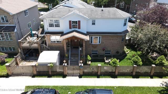 34 Nugent Avenue, Staten Island, NY 10305 (MLS #1147253) :: Team Gio | RE/MAX