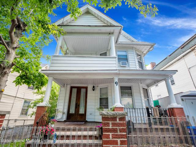 9 Rosewood Place, Staten Island, NY 10304 (MLS #1147406) :: Team Gio | RE/MAX