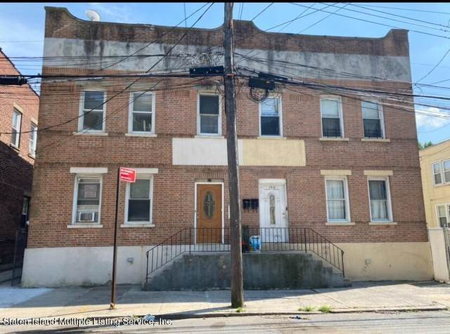 164 Brighton Avenue, Staten Island, NY 10301 (MLS #1147697) :: Team Gio | RE/MAX