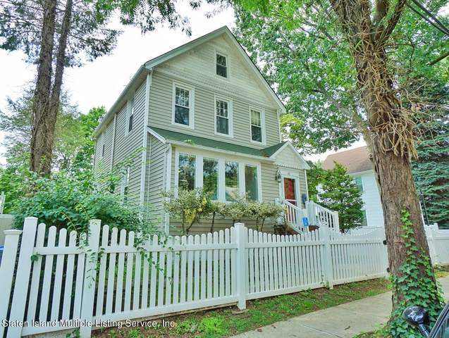 42 Whitaker Place, Staten Island, NY 10304 (MLS #1147853) :: Team Gio | RE/MAX