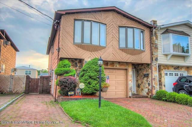 96 Gary Place, Staten Island, NY 10314 (MLS #1147891) :: Team Gio   RE/MAX